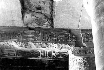 金字塔中隐藏的秘密:3000年前埃及就有直升机